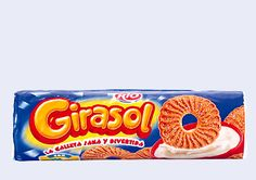 Galletas GIRASOL RÍO