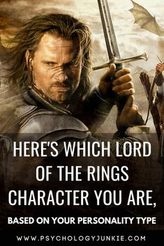 Here's Which Lord of the Rings Character You Are, Based on Your Personality Type – Psychology Junkie Infp Personality, Myers Briggs Personality Types, Personality Profile, 16 Personalities, Myers Briggs Personalities, Intj Characters, Mbti Charts, Enneagram Types, Enfj
