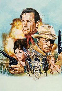 Alvarez Kelly—William Holden, Richard Widmark, Janice Rule, Patrick O'Neal…