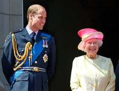 """As the Queen prepared to take the title of Britain's longest reigning monarch, her grandson Prince William penned a touching note about her. Writing in the preface to Elizabeth II: The Steadfast, he praised her """"kindness and sense of humor. Prince William King, Prince Philip, Prince Charles, Princess Diana Death, Princess Beatrice, Princess Charlotte, Windsor, Eugenie Of York, Isabel Ii"""