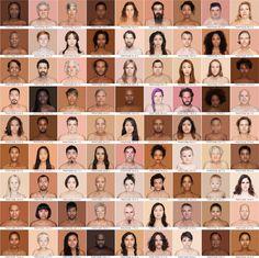 Die Fotografin Angélica Dass hat mit Humanæ ein außergewöhnliches Fotoprojekt...