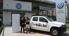 Castellana Wagen M-40, concesionario en Madrid de la marca, cederá los vehículos de la expedición Madrid Rumbo al Sur