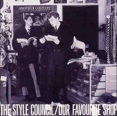 The Style Council - epitomized cool.