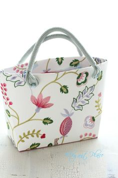 刺繍の布の扱い方 の画像|大阪・神戸カルトナージュ・シルクフラワーサロン エレガント プレイス