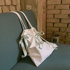 MY9ME | RENEWAL COTTON RIBBON BAG