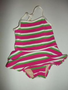 Ralph Lauren Bathing Suit Girls size 12 mo