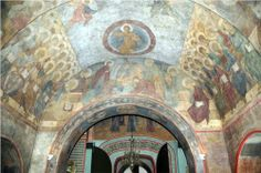 The Last Judgement - Andrei Rublev - WikiPaintings.org Assumption Cathedral, Vladimir, Russia
