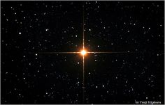 Betelgeuse Star - one of the most beautiful stars in the night sky.