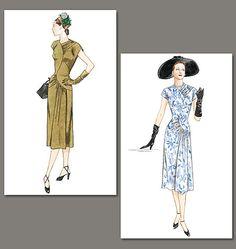 Vogue  Misses' Dress
