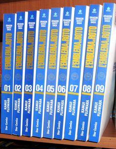 L  EMBLEMA DI ROTO Perfect Edition 1-9