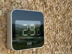 Eve Degree, el termómetro HomeKit con el que podemos automatizar aún más nuestro hogar Apple Mac, Weather Seasons, Small Boxes, Home