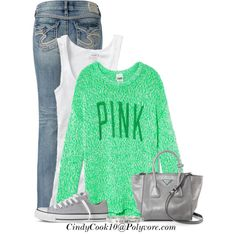 VS Super Cute Top, created by cindycook10 on Polyvore