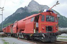 Firefighting Train