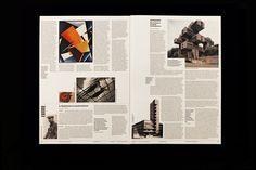 GMTRQ - Architecture Newspaper on Behance
