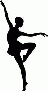 Silhouette Design Store - View Design #47430: dancer Ballet Silhouette, Ballerina, Calligraphy, Character, Ideas, Beauty, Art, Dancer, Silhouette