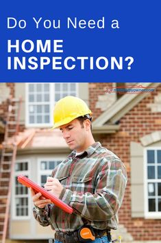 Learn why a home inspection shouldn't be optional for either homebuyers OR sellers. Military Spouse, Military Life, Home Inspection, Real Estate Marketing, Home Buying, Dawn, Writing, Group, Board