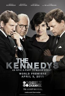 The Kennedys. The story of the most fabled political family in American history, told in a manner similar to The Godfather: a manipulative, egocentric father determined to live out his own ambitions through his sons, who in turn spent their lives dancing to his tune while at the same time trying to stand on their own.