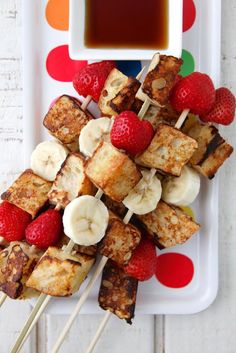 French toast on a stick.