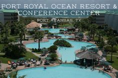 Located on a 25-acre enclave around four lagoon pools and abundant palm trees, the Port Royal Ocean Resort & Conference Center is a Port Aransas beach getaway like you've never experienced before. -- http://www.resortsandlodges.com/lodging/usa/texas/gulf-coast/port-royal-ocean-resort-conference-center.html