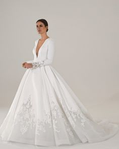 Princess Wedding Dresses, Wedding Outfits, Wedding Dress Styles, Bridal Dresses, Wedding Gowns, Bridesmaid Dresses, Cruise Collection, Hair Accessory, Wedding Bells