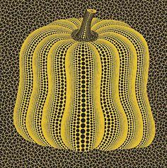 Yayoi Kusama  Pumpkin BAGN8, 201