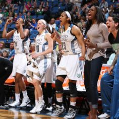 The Lynx got their first win of the season on the road against the Washington Mystics thanks to Maya's 34!