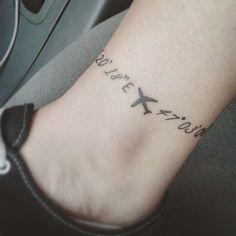 20 tatouages pour les amoureux du voyage !