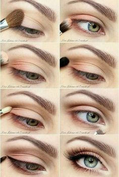 Peach Makeup Ideas for Spring – Anna Claire Ladner Peach Makeup Ideas for Spring Hello everyone, Today, we have shown Anna Claire Ladner Pastel Eyeshadow Makeup Tutorial – 12 Easy No Makeup, Makeup Look Tutorials Make Up Tutorials, Makeup Tutorial For Beginners, Makeup Tutorial Step By Step, Make Up Tricks, Beginner Makeup, Eye Tutorial, Beauty Tutorials, Beauty Tricks, Photo Tutorial