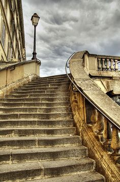 Saint Vincent de Paul Quarter, Gare du Nord, steps, 14 Place Napoléon III, Paris X