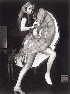 Brigitte Bardoten répétition de flamenco en avril 1958. Photographies de Willy Rizzo