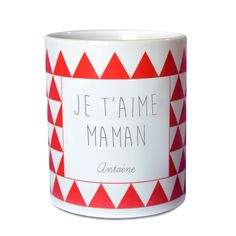 Mug Personnalisé TEXTE+SIGNATURE