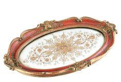 BUTLER'S PANTRY – Baroque Mirrored Tray on OneKingsLane.com