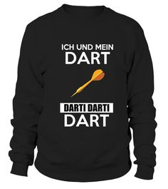 # Ich und mein Dart .  Ich und Dart, Darti Darti DartCooles Darts ShirtTags: dart, darts, darten, dartsen, dartteam, dartsteam, teamshirt, team, shirt, hoodie, pulli,