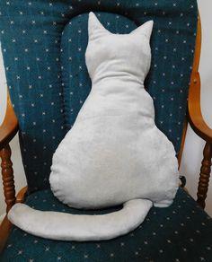 Cat Cushion, Cat Harness, Catnip Toys, Funny Cute, Soft Fabrics, Cat Lovers, Larger, Cute Animals, Cushions