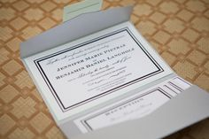 Invitation printed from Cards and Pockets