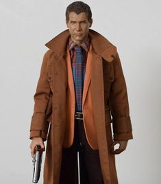 Deckard Blade Runner, Star Trek, Runners Outfit, Rick Deckard, Indiana Jones Films, Sean Young, Bros, Acting Tips, Christopher Nolan