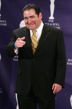 "Emeril Lagasse is best known for his Food Network shows Emeril Live and Essence of Emeril as well as catchphrases such as ""Kick it up a notch!"" and ""BAM!"""