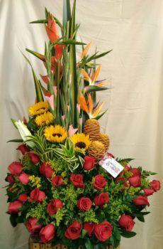 Productos – Página 2 – Floristeria la Maria Flower Arrangement, Floral Arrangements, Church Flowers, Hydrangeas, Plants, Eucharist, Tropical Flowers, Floral Motif, Flower Vases