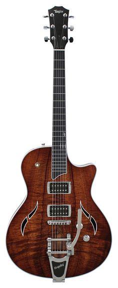 Taylor T3 XXXV-K Koa Top 35th Anniversary Bigsby Hollowbody | Rainbow Guitars