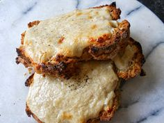 Cheese on Toast- aka Grilled Cheese- the Vegan Way (soya free) Veg Recipes, Cooking Recipes, Cheese Toast, Veggie Delight, Vegan Sauces, Pasta, Vegan Cheese, Creative Food, Going Vegan