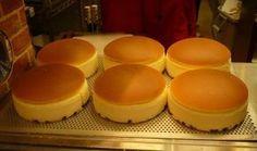 Receta del Pastel de Queso (Cheesecake) Japonés o Uncle Rikuro Cheesecake.