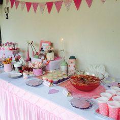 Dessert table diy