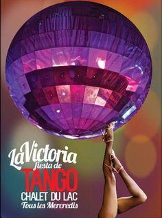 Paris: La Victoria Fiesta de Tango