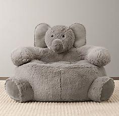 Poufs & Floor Pillows | RH Baby & Child