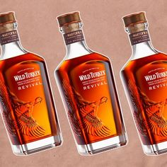6 Bold New Bourbons to Drink Now Best Bourbon Whiskey, Bourbon Cocktails, Scotch Whiskey, Wild Turkey Bourbon, Red Hots Candy, Bourbon Brands, Best Bourbons, Tequila, Whisky