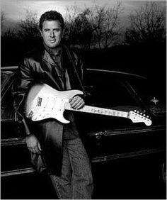 Vince Gill....Met him backstage at the CMA Awards show, Nashville, in the Green Room.