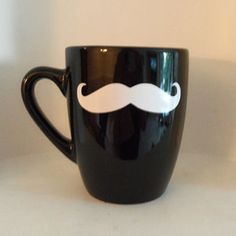 gift idea for the mustache lover in your life mustache coffee mug