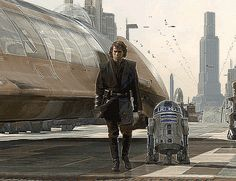 Image Gallery: R2-D2: Anakin Skywalker and R2-D2
