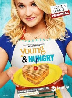 Young & Hungry - Saison 4 affiche