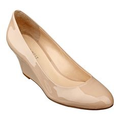 classic nude wedge - just ordered....hoping they fit -- <3 Ninewest